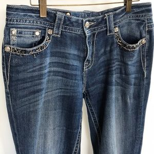 Miss Me Jeans - Miss Me Jeans, Relaxed Bootcut